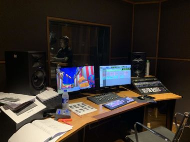 Project 180125- Citizen (Forever Group) - Recording studios: Studio1 copy