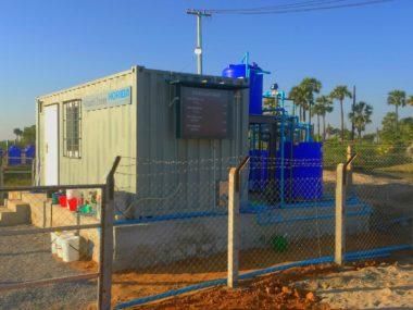 Project 161028- AMTT (Hitachi) - Water treatment: Zosen