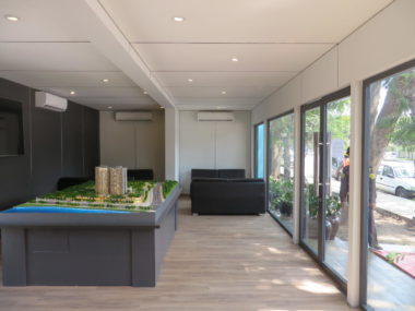 Project 170114- Marga - Showroom & extension: IMG 2392