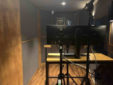 Project 180125- Citizen (Forever Group) - Recording studios: Studio2 copy