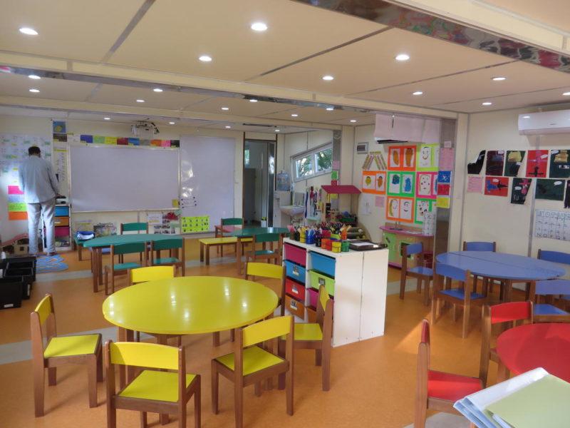 Project 160304- LFIR - Kindergarten P1 & P2: JK1
