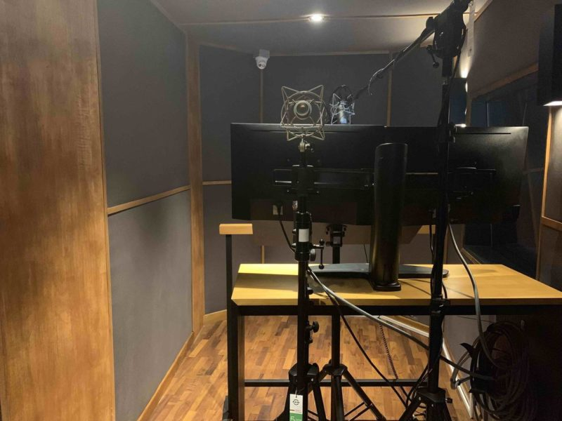 Project 180125- Citizen (Forever Group) - Recording studios: Studio2 copy